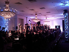 Oxford Fashion Week Cosmopolitan Show at the Randolph Hotel.