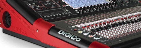 Analogue & digital mixing desks available for dry hire