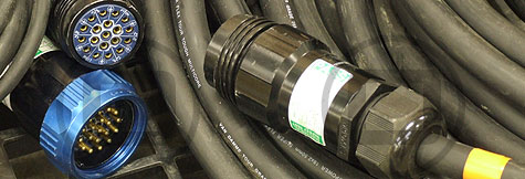 Socapex cable &amp spiders available for dry hire